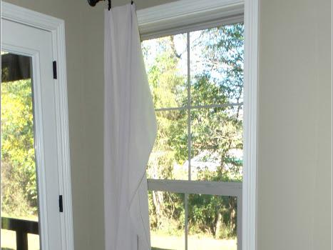 Dropcloth Curtains...