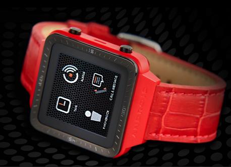 Nuevo reloj inteligente