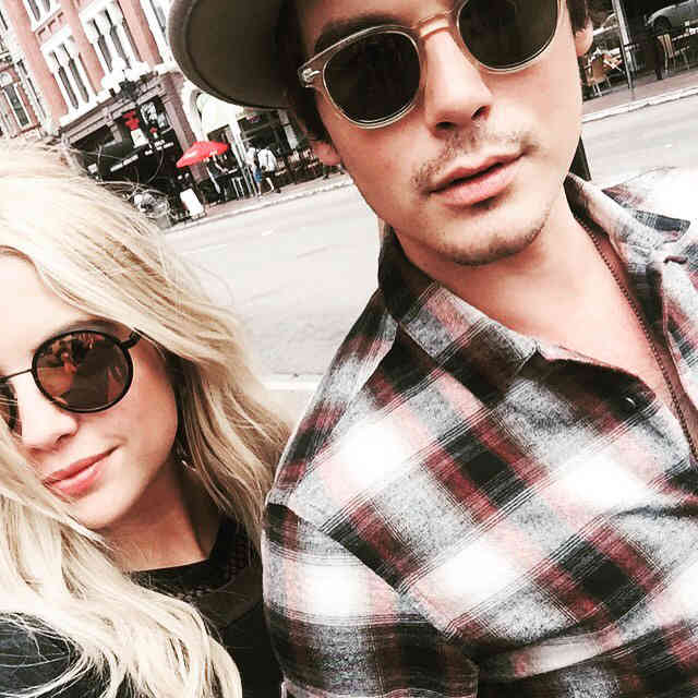 Who is tyler blackburn dating ashley benson