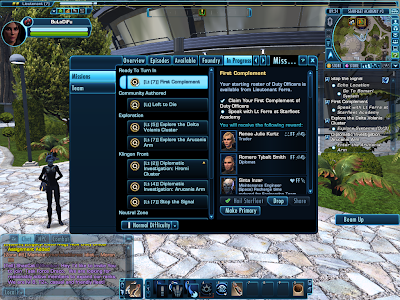 Star Trek Online - First Complement
