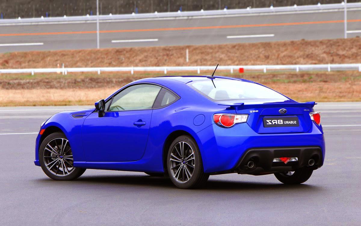 2014 Subaru BRZ Pictures