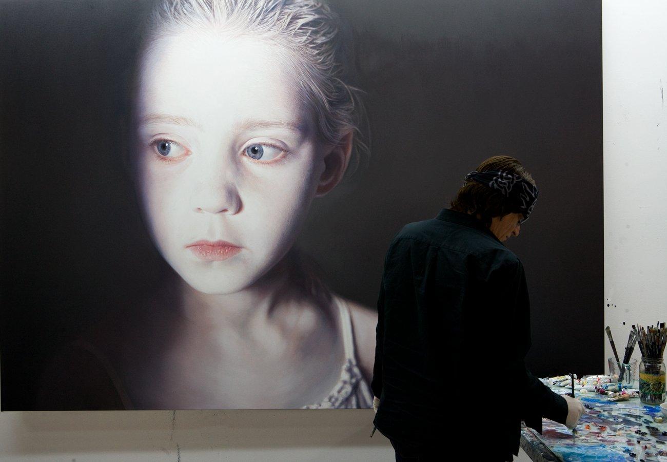 Gottfried Helnwein Net Worth