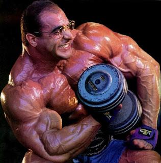 Nasser El Sonbaty Bodybuilder