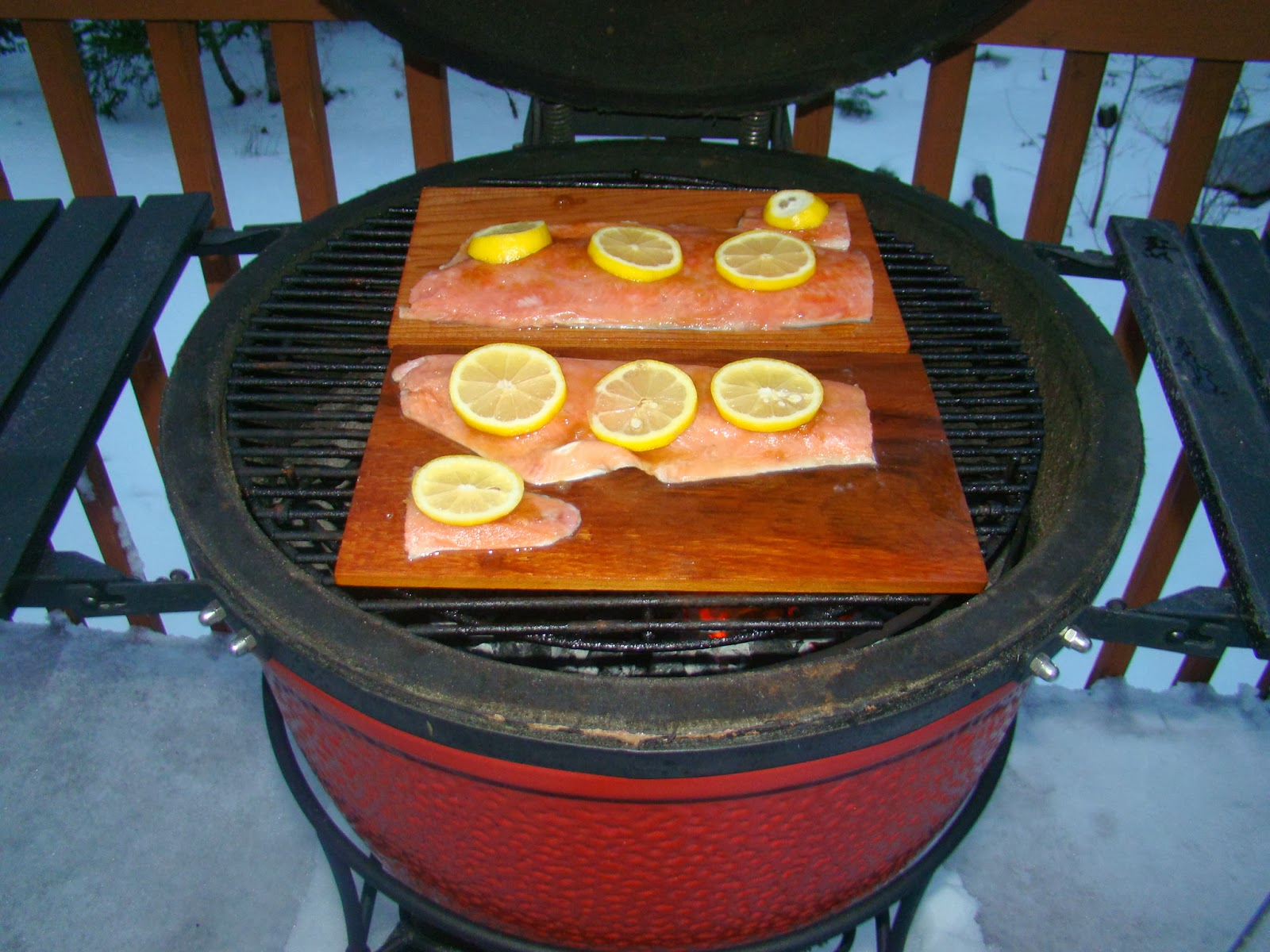 how to cook trout fillet on bbq
