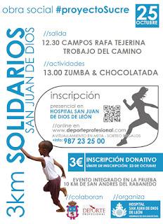 3 km solidarios San Andres