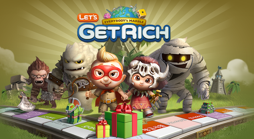 Event Let Get Rich Indonesia 6 Mei 2015!, Event Line Get Rich Peta Baru.