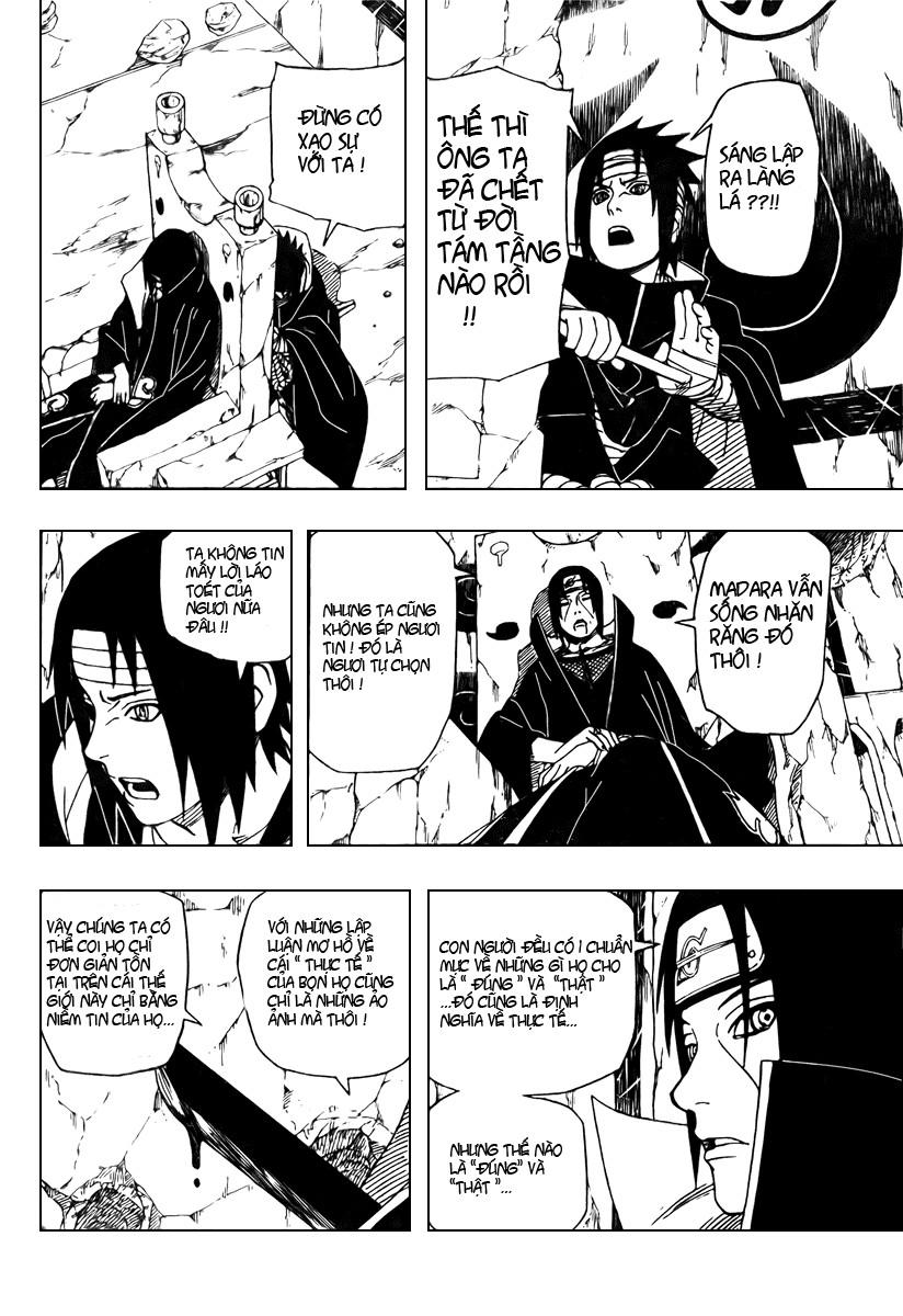 Naruto chap 385 Trang 6 - Mangak.info
