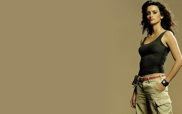 Famous Penelope Cruz