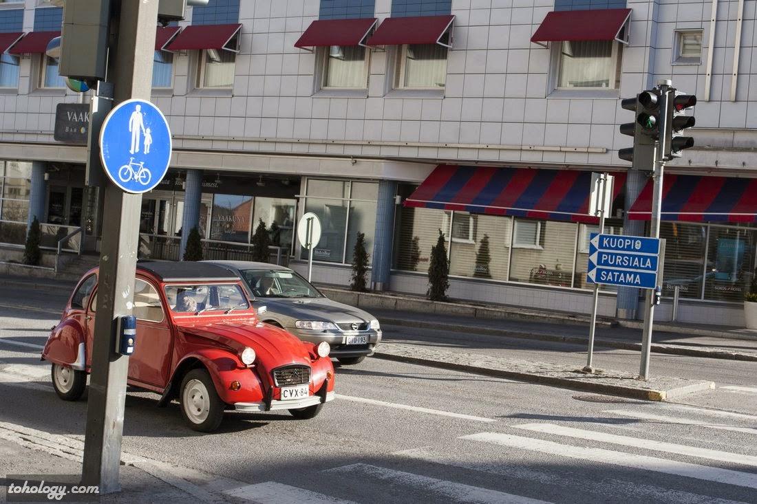 Near the hotel // Рядом с отелем
