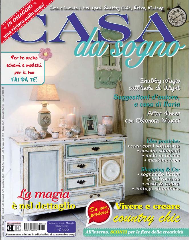 """I miei lavori in """"Casa da Sogno"""" n. 26"""