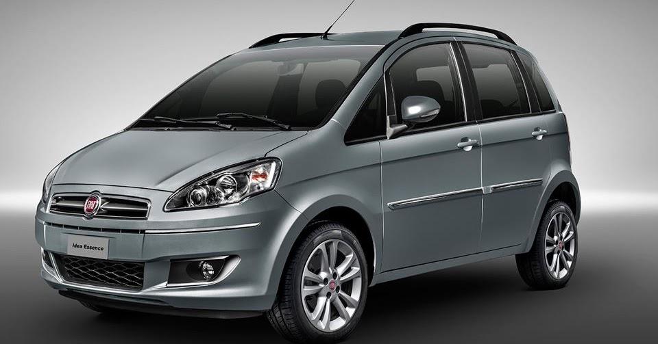 Conheça o Mundo dos Carros: Fiat lança Idea 2014 a partir