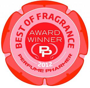 Perfume Pharmer 2012 Award
