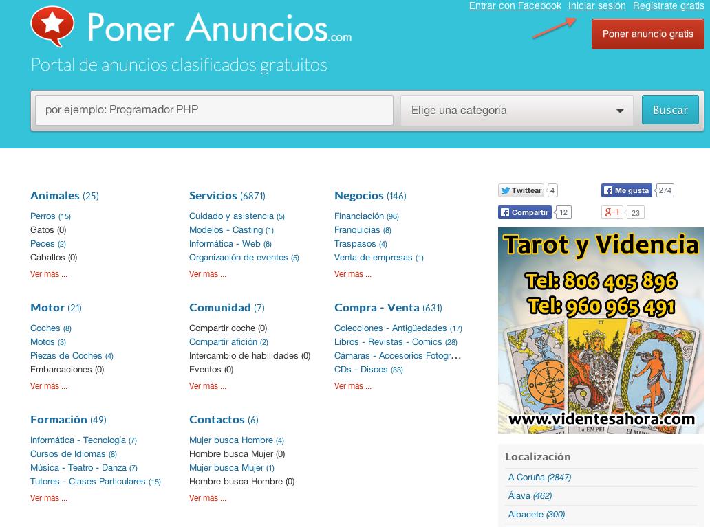 Marketing de guerrilla para redactores freelance poner for Anuncios clasificados gratis