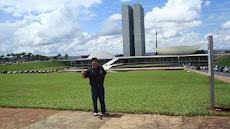 Prof.Odair na CONAE em Brasília
