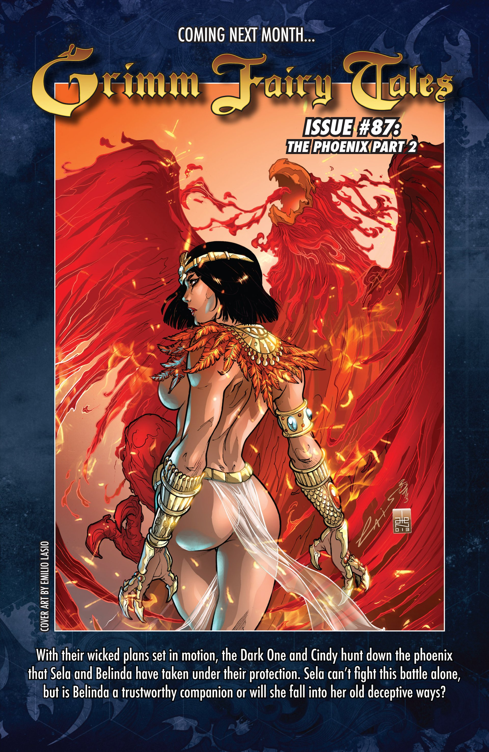 Grimm Fairy Tales (2005) Issue #86 #89 - English 24