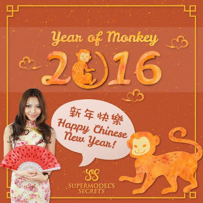 HAPPY CHINESE NEW YEAR 2016 FROM SUPERMODELS SECRETS