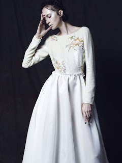 Houghton 2013 Bridal Spring Wedding Dresses