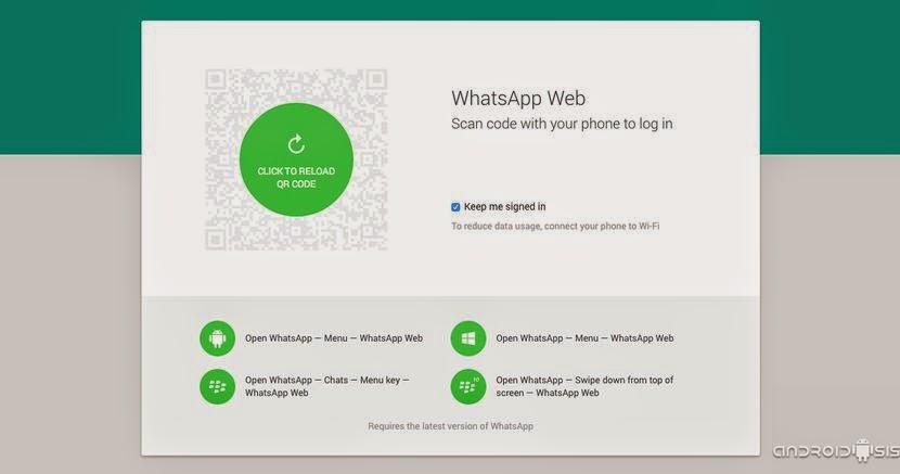 WhatsApp ya se puede usar en tu PC desde tu navegador