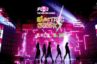 Electric Shop - F(X) [Korean Version] Miss Purple Life