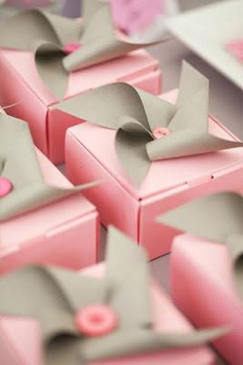 molinillos de papel para envolver