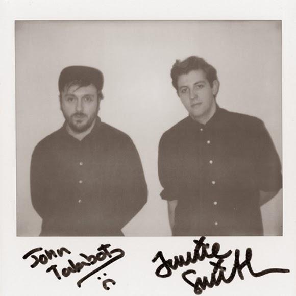 Jamie XX and John Talabot