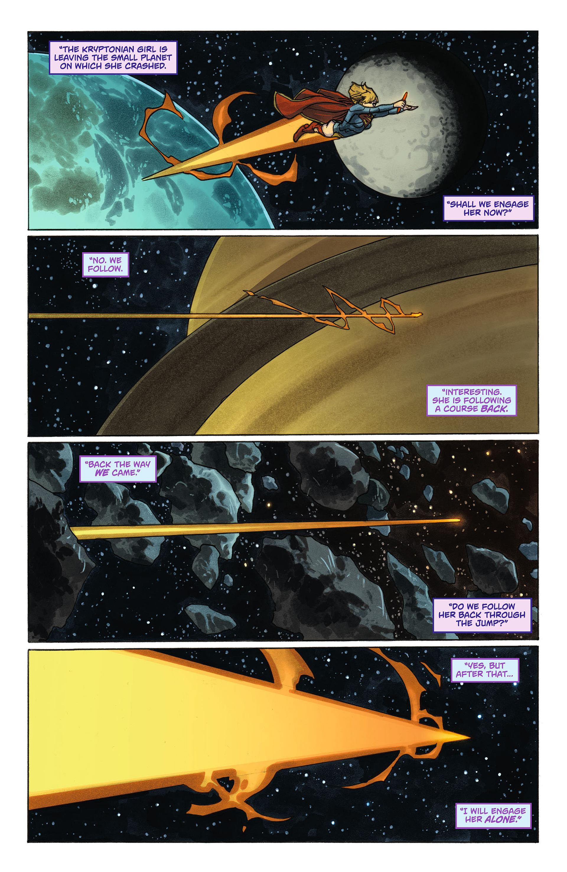 Supergirl (2011) Issue #5 #7 - English 2