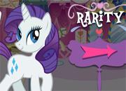 juegos mi pequeño pony rarity