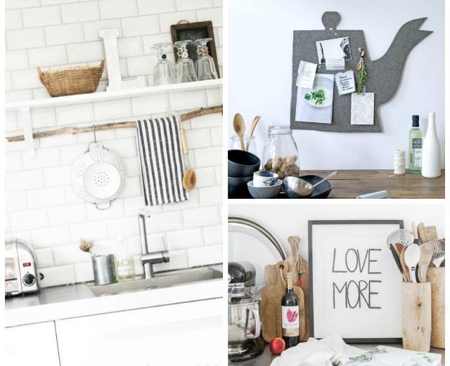 DIY Kitchen cocina nordic style