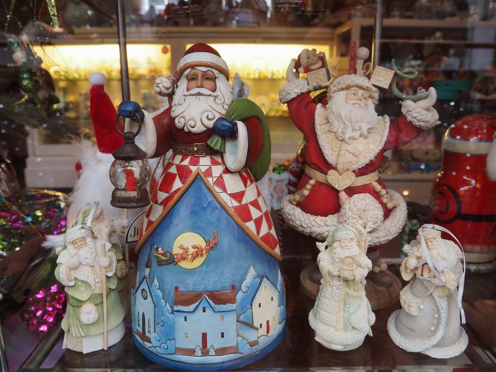 Santas QVB Sydney