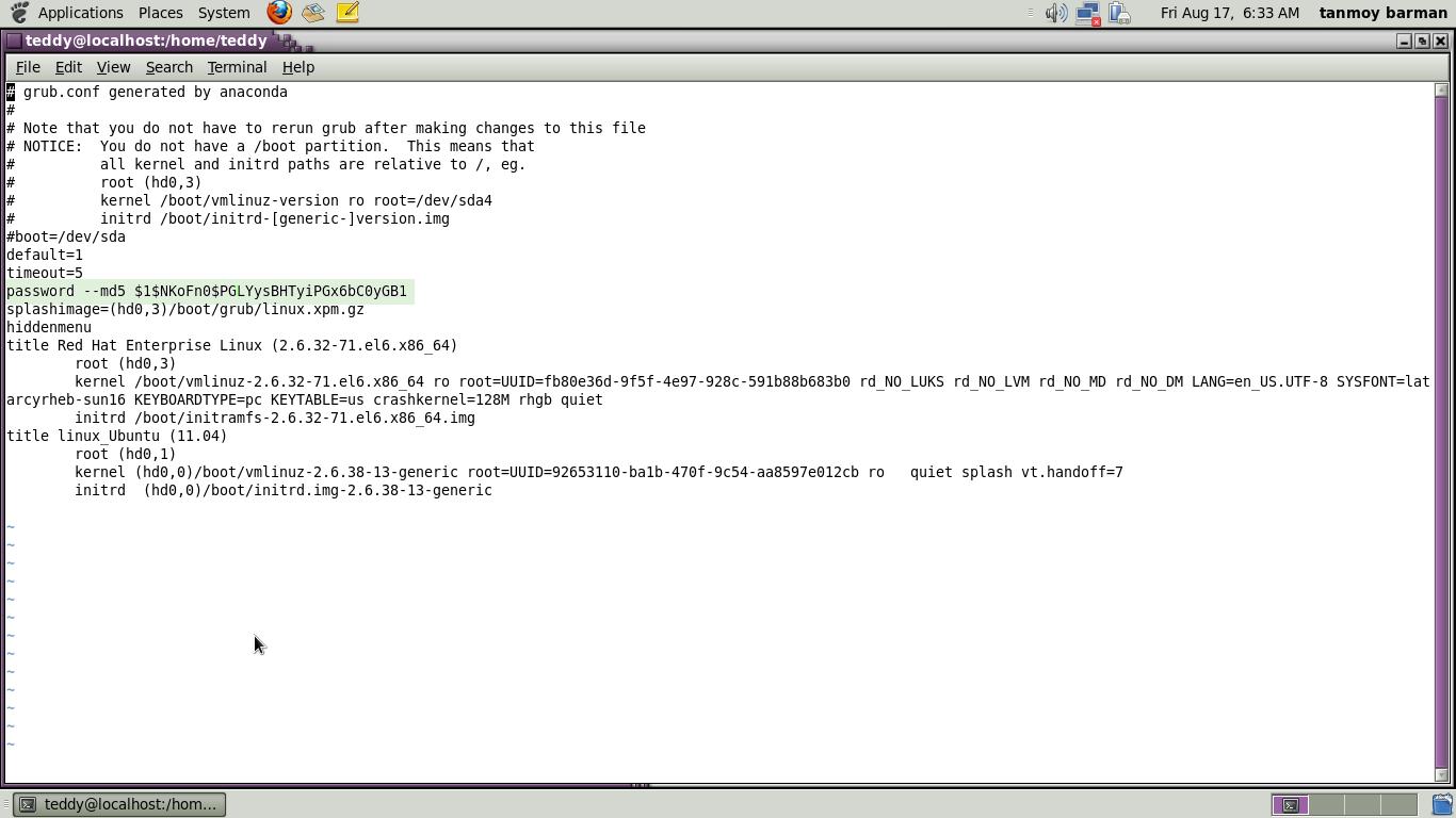 how to create gfs2 filesystem in rhel 6