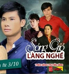 Sóng Gió Làng Nghề - Vtc9 (Lets Viet)