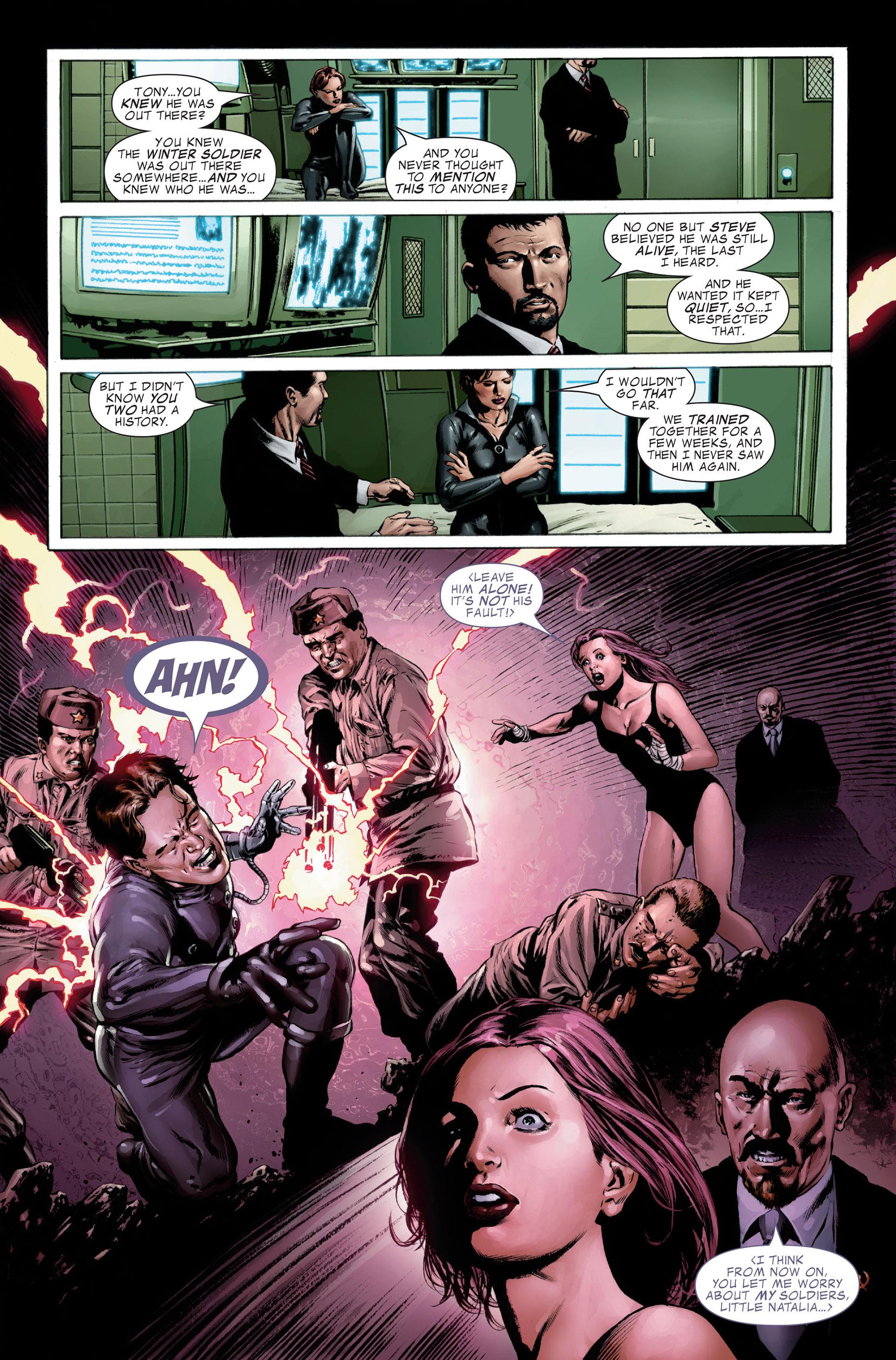 Captain America (2005) Issue #27 #27 - English 22