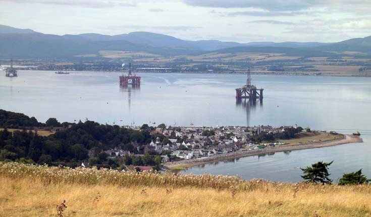 Cromarty Firth, Eight Legged Monsters in the Cromarty Firth, Places to visit in Scotland, Visit Scotland, Discover Scotland