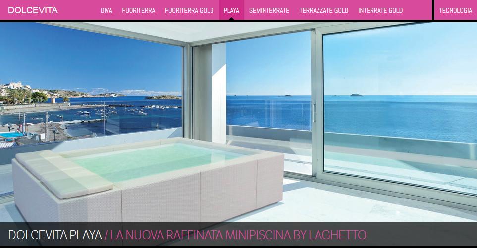 Online il rinnovato sito laghetto 2015 piscine laghetto for Pulizia fondo laghetto