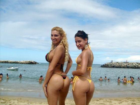 Las Mejores Chicas De La Playa En Semana Santa