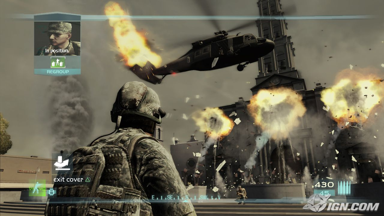 Ghost Recon Advanced Warfighter Screenshot 3