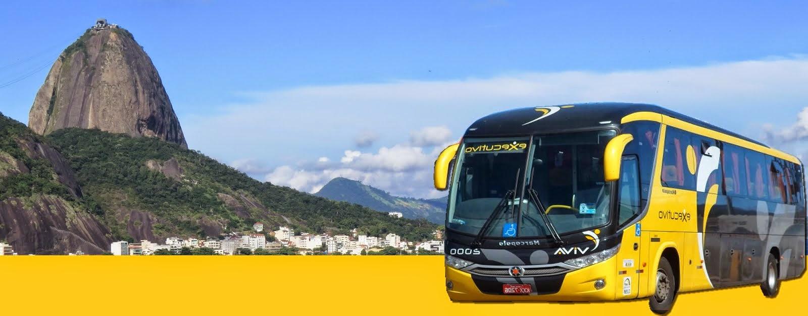 Alugue um ônibus turismo e fretamento