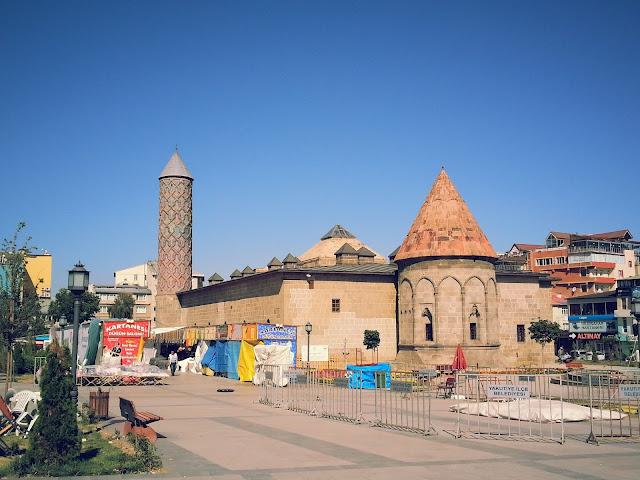 Hatuniye Medresesi-Erzurum