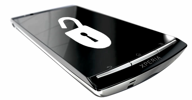 unlocking sony xperia phones