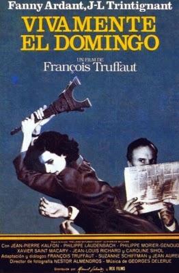 Vivamente el domingo de François Truffaut