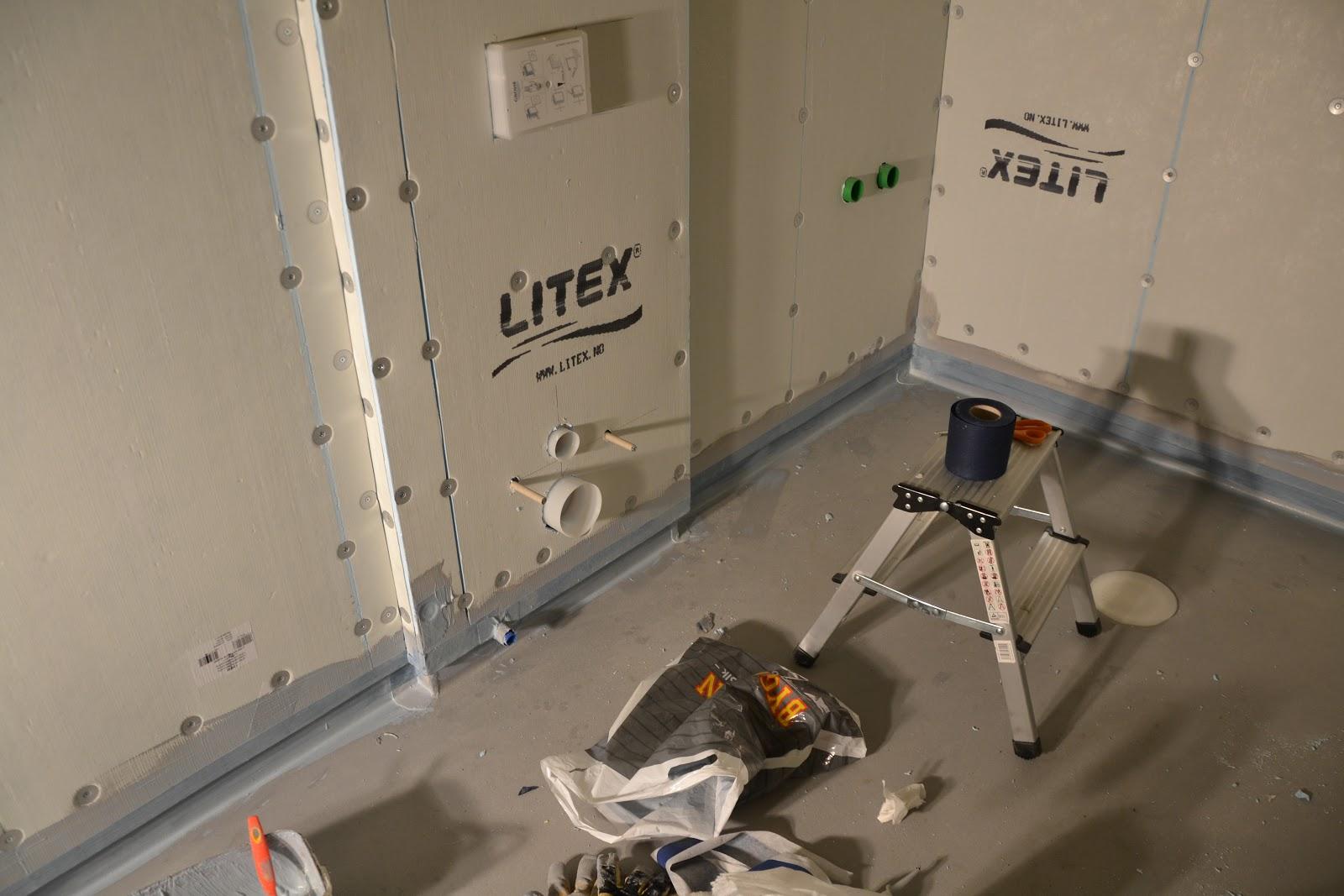 Litex baderomsplater