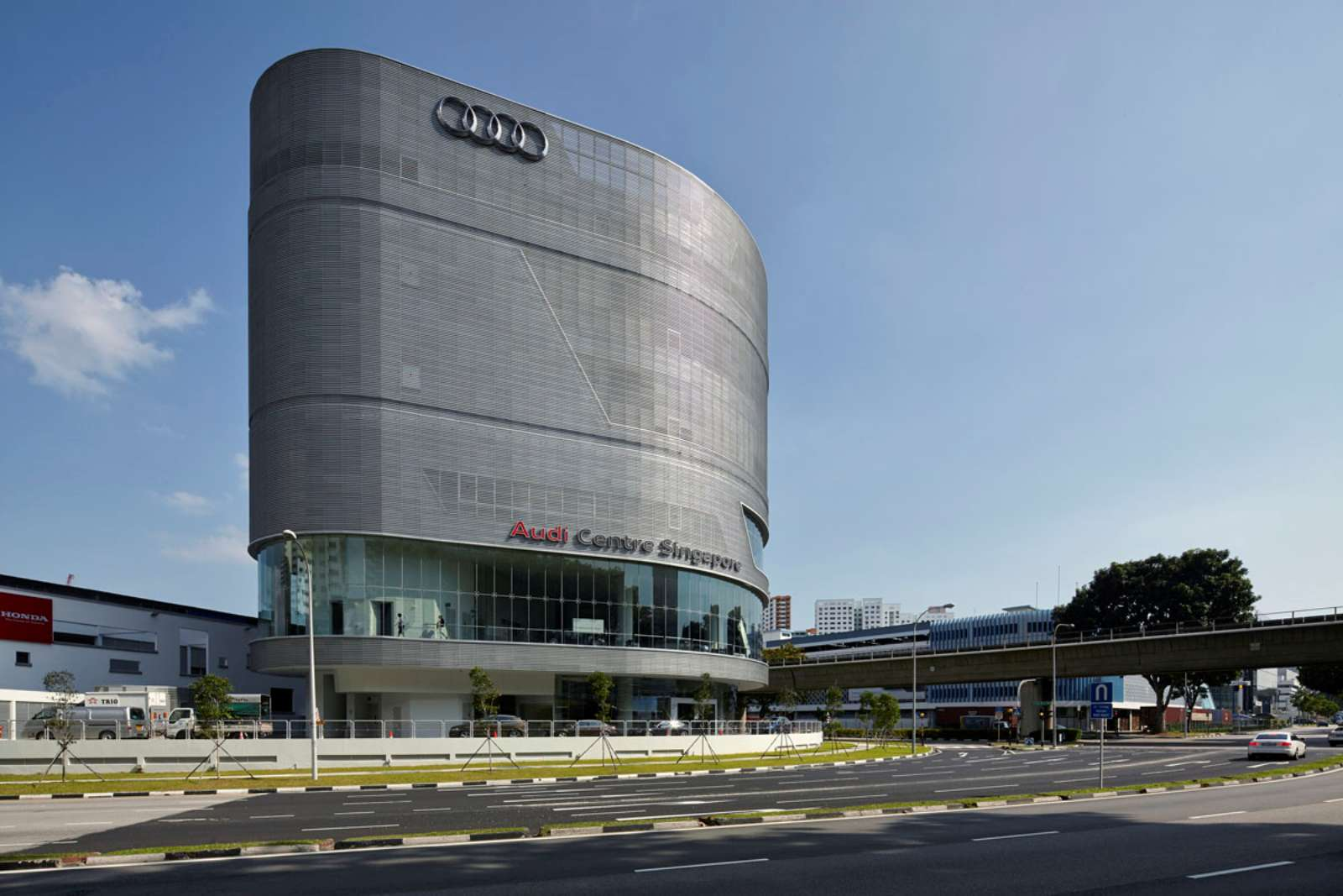 AUDI CENTRE SINGAPORE BY ONG&ONG