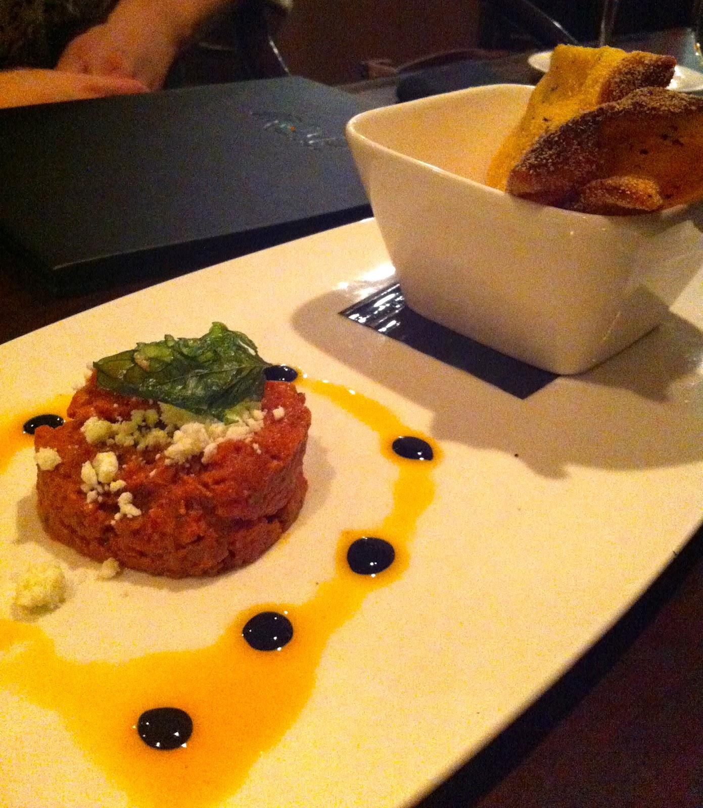 Adventures au naturel aroma mediterranean resto bar for Aroma mediterranean cuisine