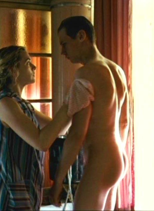 Naked david kross nude