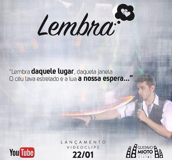 Gustavo Mioto - Lembra  Mp3