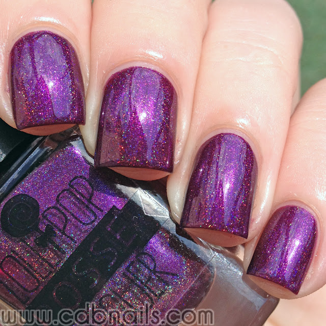 Lollipop Posse Lacquer-This Fruit Was Bruised