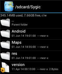 sygic pro full version base file