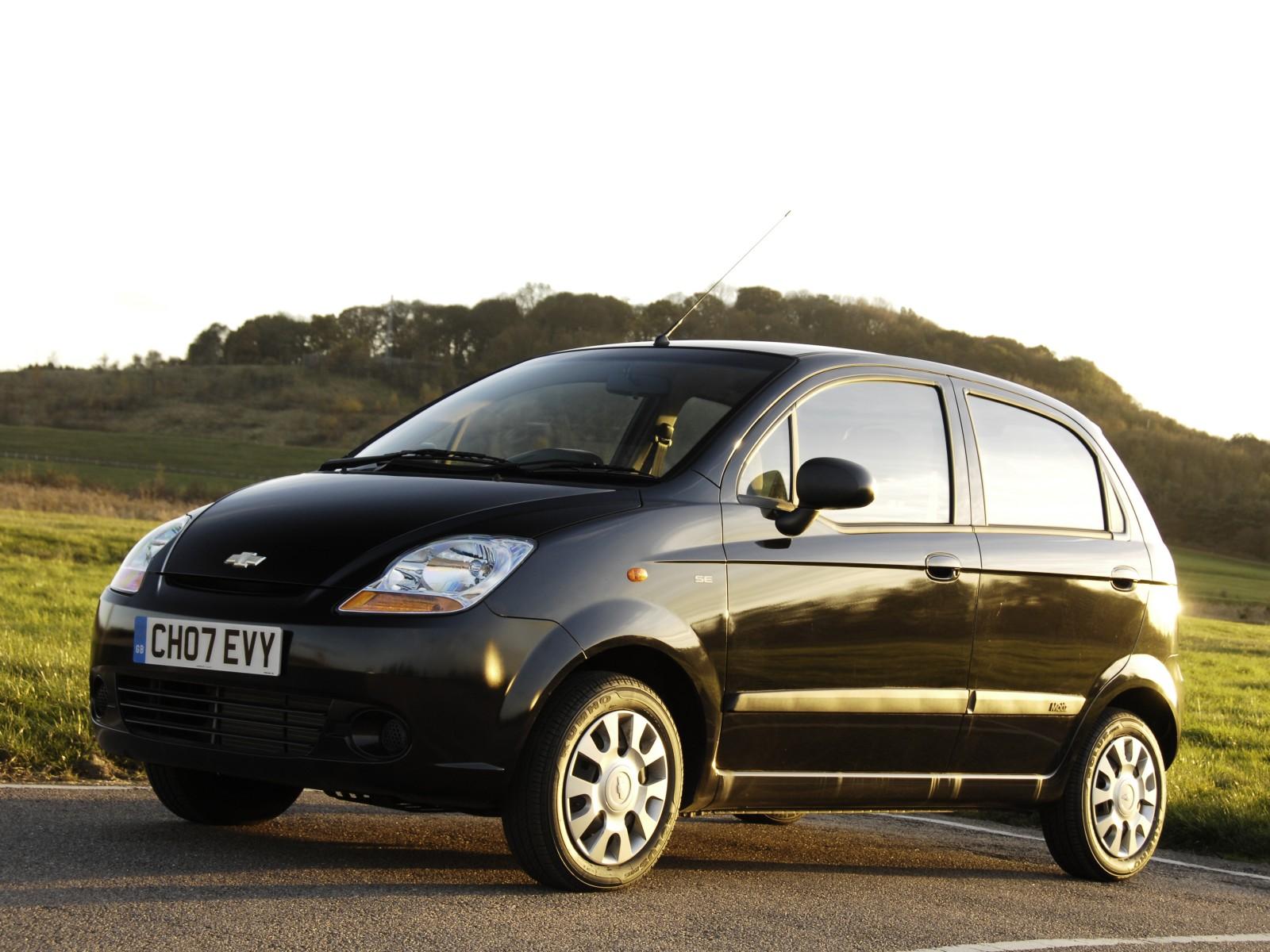 2009 Chevrolet Matiz Wallpapers Pictures Specifications