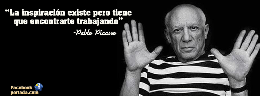 Gallery For > Frases De Pablo Picasso