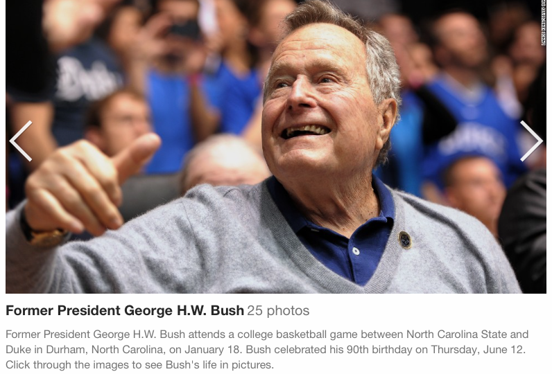 George H.W. Bush Net Worth 2017, Biography, Wiki 2016 - Celebrity Net ...